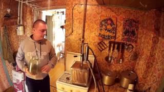 Самогонный аппарат Домовенок 8.Перегон браги-два литра самогона в час !!!(Перегоняю брагу в спирт сырец на самогонном аппарате