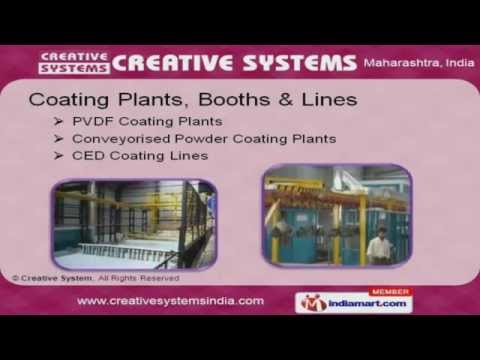 Industrial Plants by Creative System, Pune