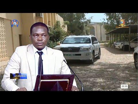 COOPÉRATION - VISITE DE L'AMBASSADEUR DE MALI AU MINISTÈRE DU TRANSPORT