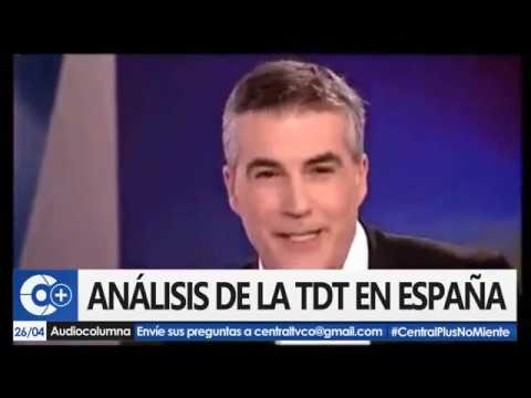 Analizamos la TDT en España y Colombia junto con un seguidor de Central+ en el país ibérico.