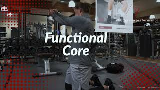 Functional Core Strength Exercise