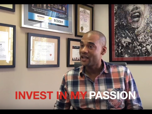 BusinessofPassion.co - Episode 3 - Karim Webb