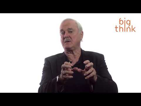 John Cleese - Political Correctness Can Lead to an Orwellian Nightmare