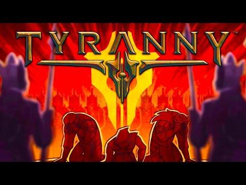 Tyranny - Creating a World: Developer Diary 1
