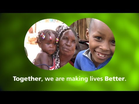 Together, We Are Making Lives Better