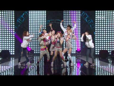 Jewelry - Back it up(Remix), 쥬얼리 - 벡 잇 업(리믹스), Music Core 20110312