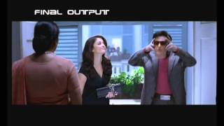 Head remove - Enthiran Vfx