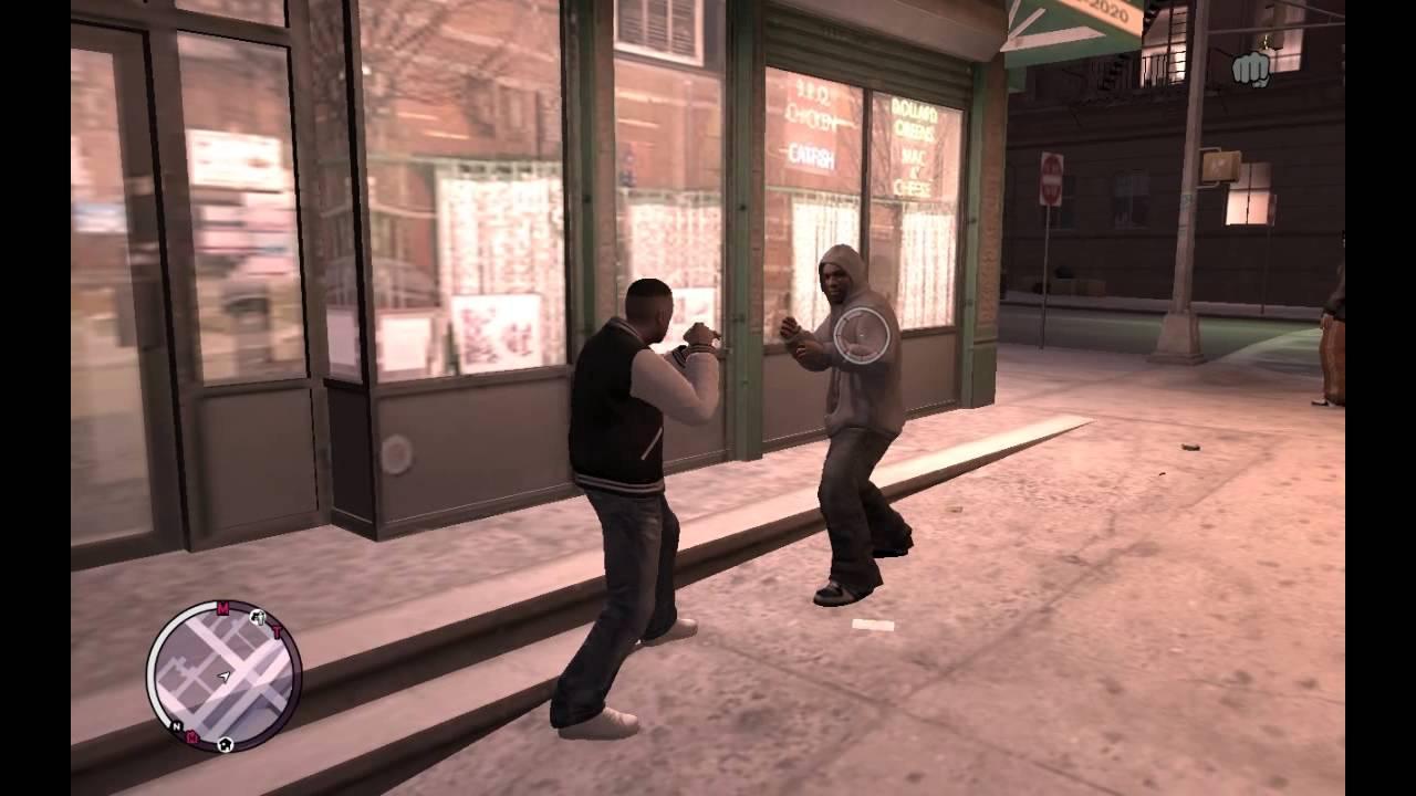 Michael Rosen Plays Grand Theft Auto 4