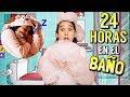 24 HORAS EN EL BAÑO - Gibby :)