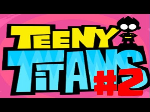 A Teen Titans Go! (by Turner Broadcasting System) - iOS/Android - HD Gameplay Trailer Part 2