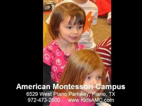 Child Care Plano TX Daycare American Montessori Campus