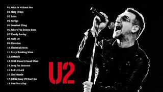 U2 Greatest Hits Full Album    U2 The Best of Playlist 2018