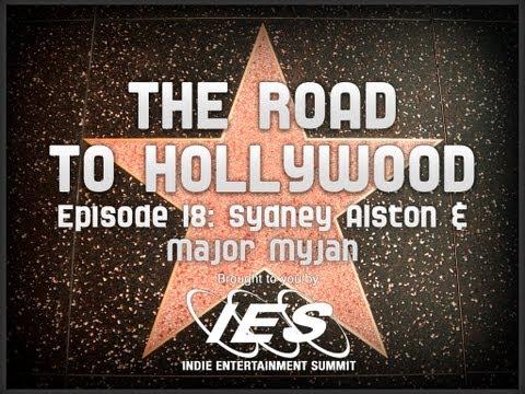 IES: THE ROAD TO HOLLYWOOD -- SYDNEY ALSTON & MAJOR MYJAH 4-16-13