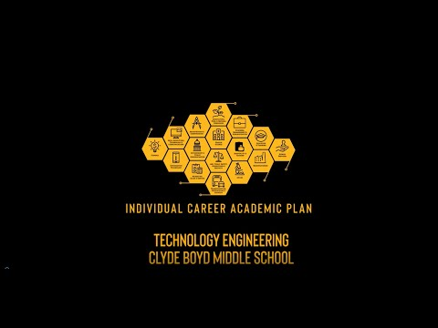 Technology Engineering at Clyde Boyd Middle School
