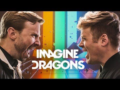 Imagine Dragons in Under 4 Min — BEST MEDLEY EVER