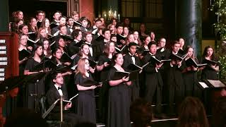 Ave Maria - Unionville High School Chorale at Longwood Gardens