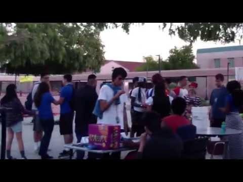 2014 North High School 75th Anniversary Homecoming Tailgate