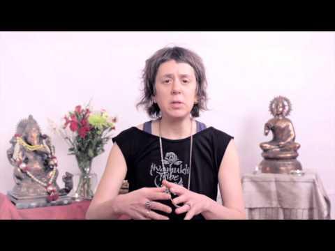 Jivamukti Yoga Teacher Training: Lady Ruth