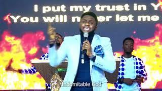 Jimmy D Psalmist Indomitable music Video