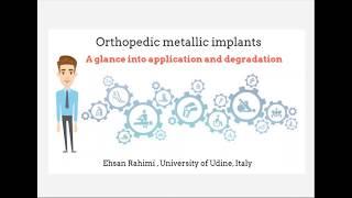 Orthopedic metallic implants corrosion | Ehsan Rahimi