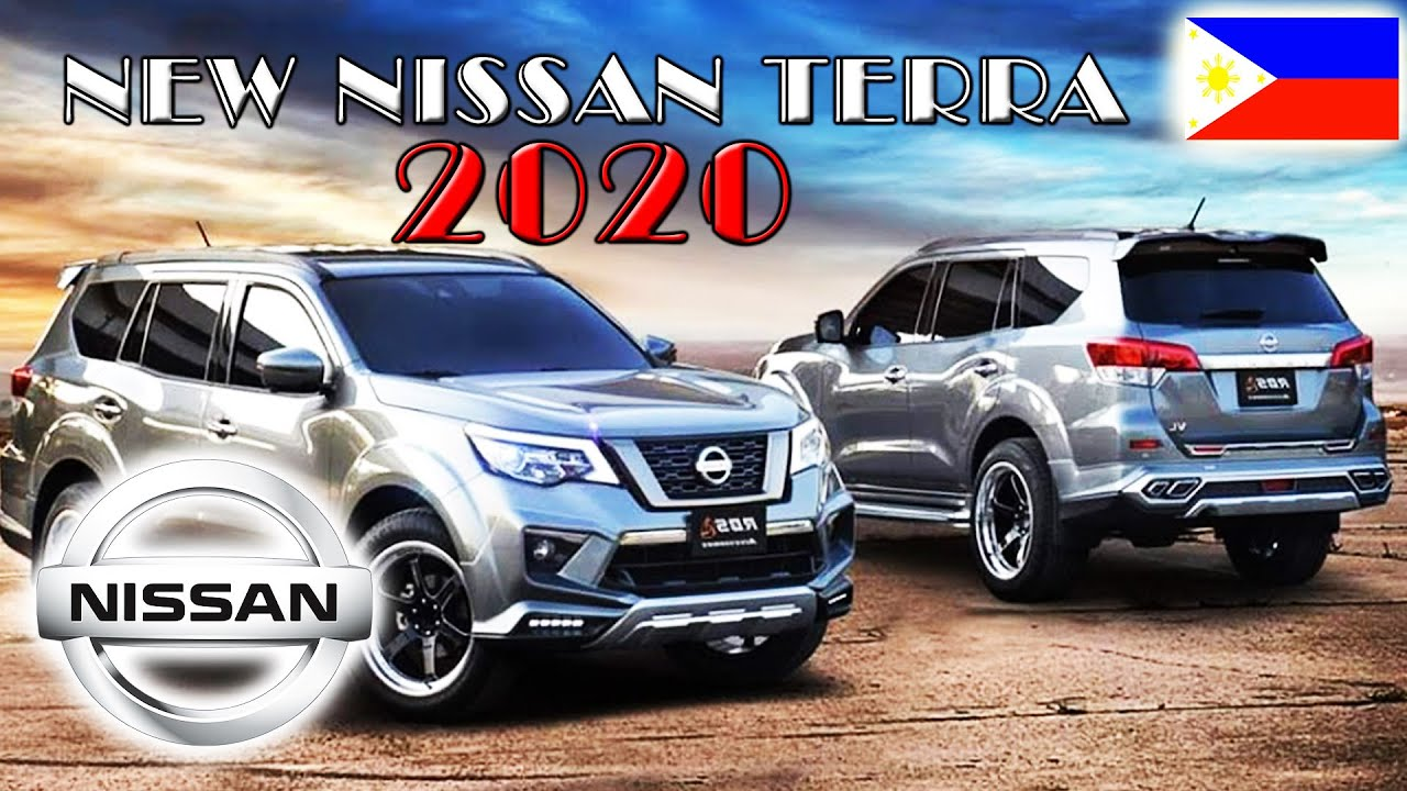 New 2020 Nissan Terra Full Details Youtube