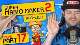 SUPER MARIO MAKER 2 ONLINE 👷 #17: Trigger the other Side & Chocolate-Mountain-Expedition