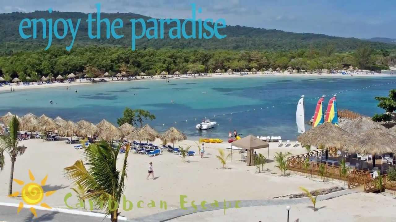 Gran Bahia Principe Jamaica - May 2015 inc. Luxury Bahia