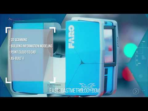 3D Laser Surveying and Scanning | ECM Metrology Services