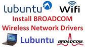 How to Install Broadcom WiFi Driver in Debian - YouTube