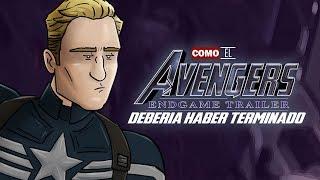 Como El Trailer de Los Vengadores Endgame Debería Haber Terminado thumbnail