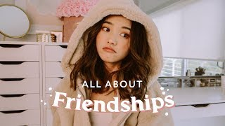 Friendships + Toxic Relationships GRWM