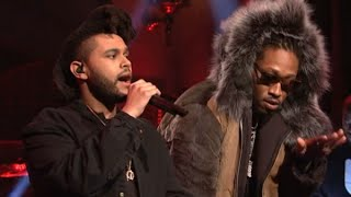 Big Runts - Low Life Remix (Future ft. The Weeknd)