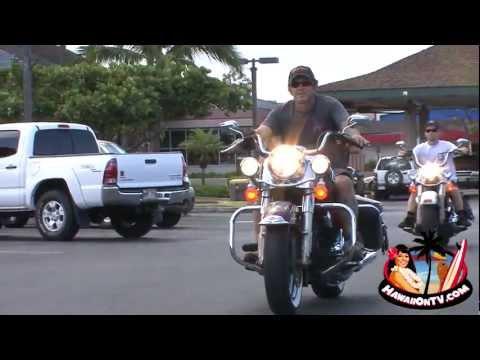 Hula Hogs Motorcycle Rentals - Maui Hawaii