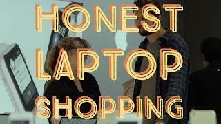 Honest Laptop Shopping | SHARK PARTY