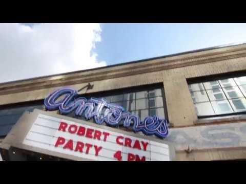Robert Cray Listening Party - 3.18.17