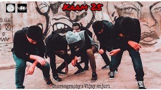 Kaam 25 - DIVINE | Scared games | Vijay Anjuri [Dance Choreography]