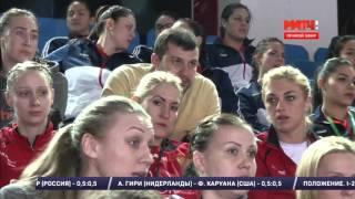 """Сюжет """"Матч ТВ"""" о гандболистках сборной России"""