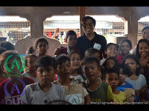 Athena Academy & AthenaGiving Outreach Program @Bicolandia
