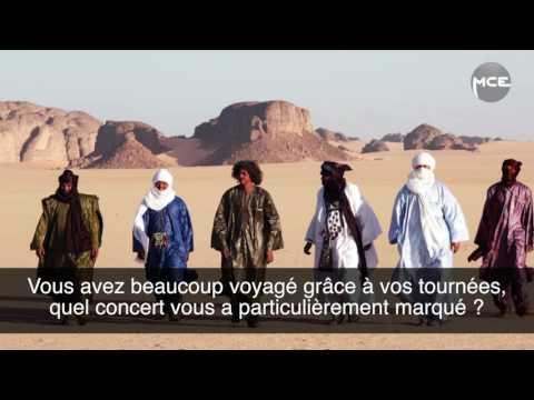 """Abdallah de Tinariwen : """"Rejouer au Bataclan me provoque une émotion que je ne peux expliquer"""""""