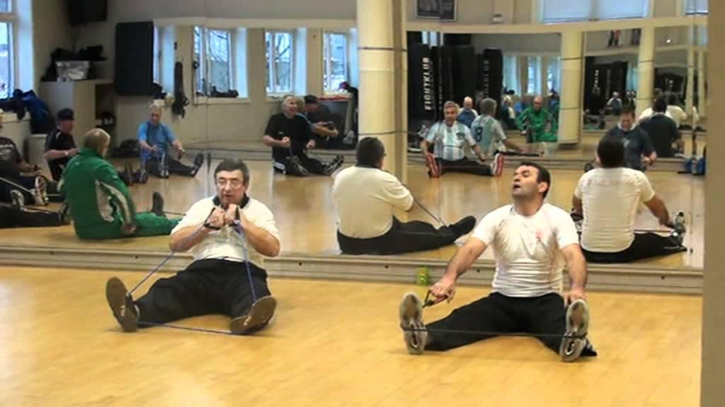 gimnastică video în varicoză)