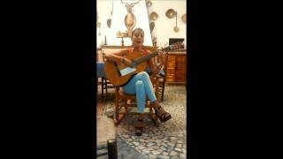 Sevillanas a Indiano cantadas por Luisa Maria