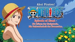 ONE PIECE - TV Special: Episode of Nami (Anime-Trailer HD)