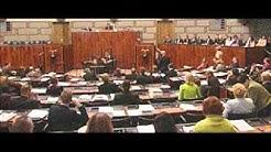 Eduskunnan täysistunto 1989 huhtikuu (ei kuvaa)