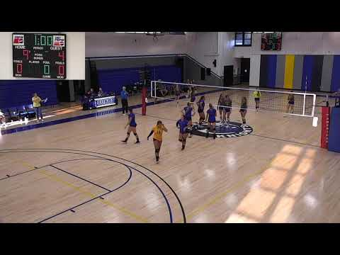 Surry Community College Volleyball vs. Patrick Henry Community College
