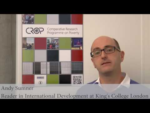 Working Paper Presentation | Interview with Andy Sumner