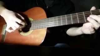 Rainbow (Cai Hong) - JayChou - Guitar Solo