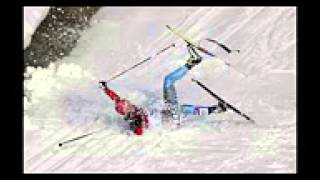 MUST WATCH CANADIAN COACH COMES TO RESCUE OF RUSSIAN WITH BROKEN SKI! Original Video THOUGHTS.3gp