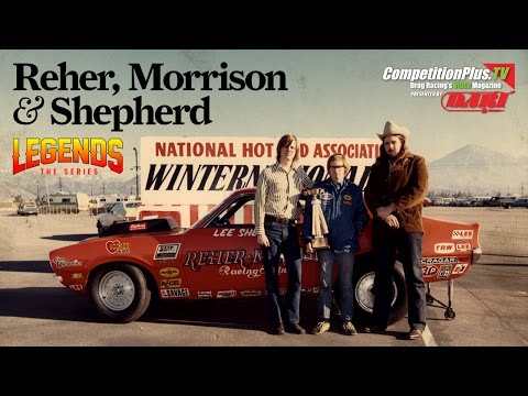 SEASON TWO, LEGENDS: THE SERIES - THE LEGEND OF REHER, MORRISON AND SHEPHERD