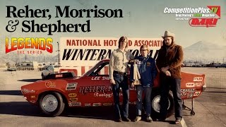 season two legends the series   the legend of reher morrison and shepherd
