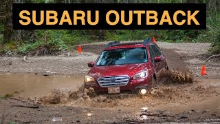 2015 Subaru Outback - Off Road And Track Review
